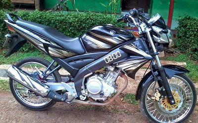 Top modifikasi motor vixion 2009