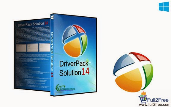 DriverPack Solution 14.8 R418 Final Full Edition For Windows