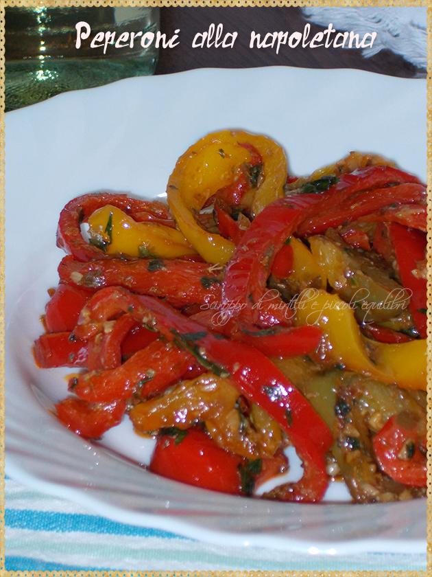 Peperoni alla napoletana