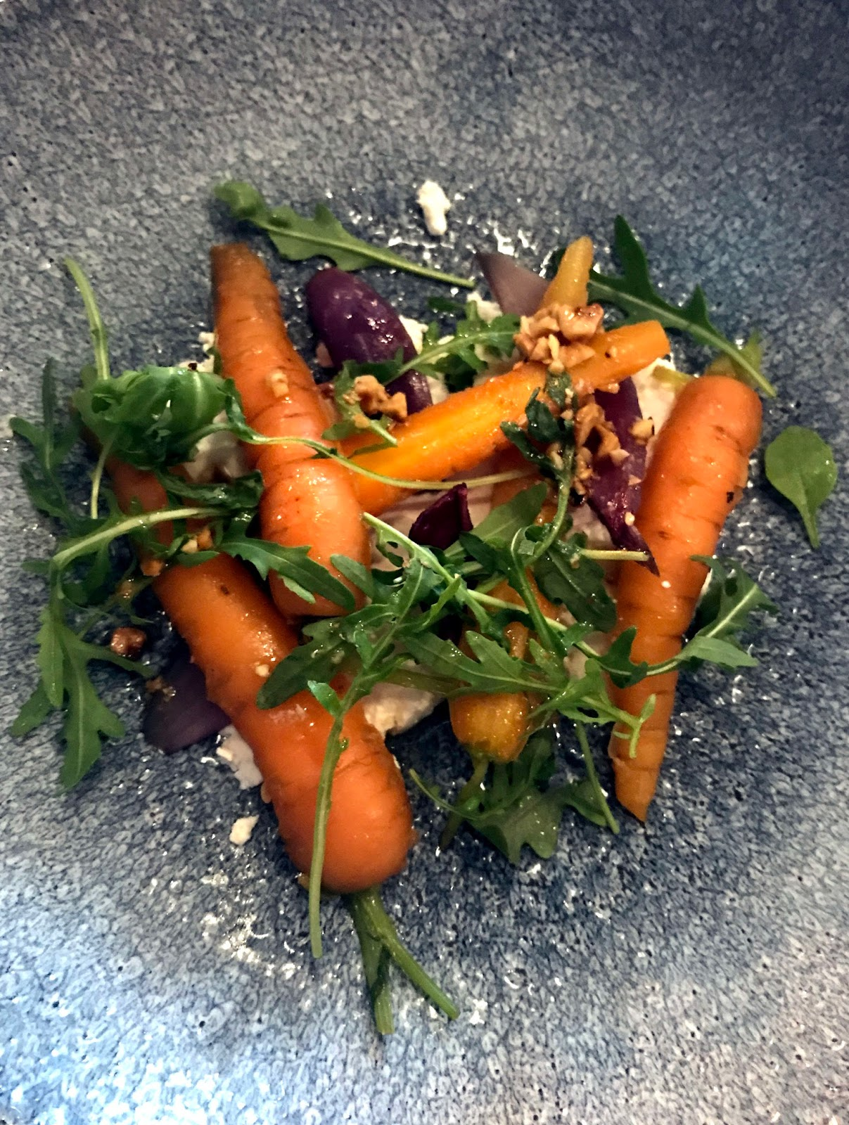 Stitch & Bear - Rachel's Cork - Carrots with cheese