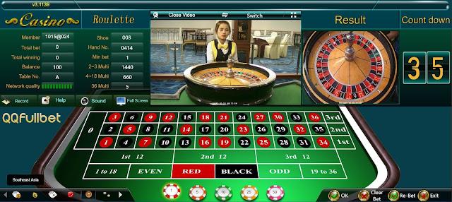 Roulette ROYAL CASINO ONLINE
