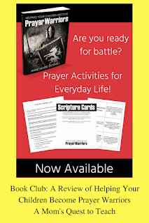 Image for Prayer Warriors book review link