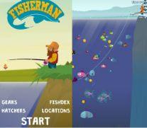 اجمل العاب للموبايل Fisherman