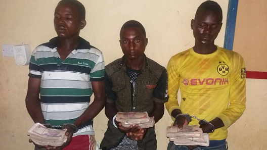 troop arrest kidnappers bauchi