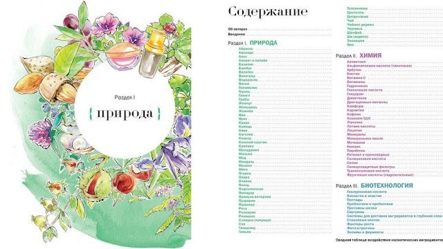 "Структура і зміст книги ""Наука краси"""