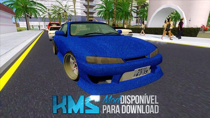 GTA SA - Nissan Silvia S14
