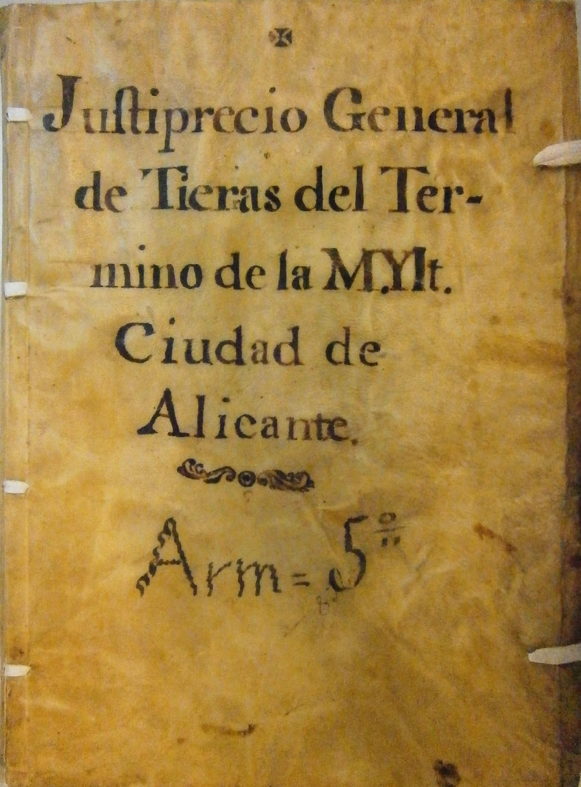 Archivo Municipal de Alicante
