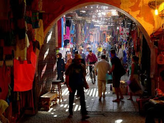De viajeros por Marrakech 26