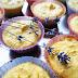 Malé dýňové cheesecaky