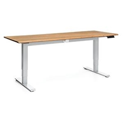OFM Height Adjustable Work Table