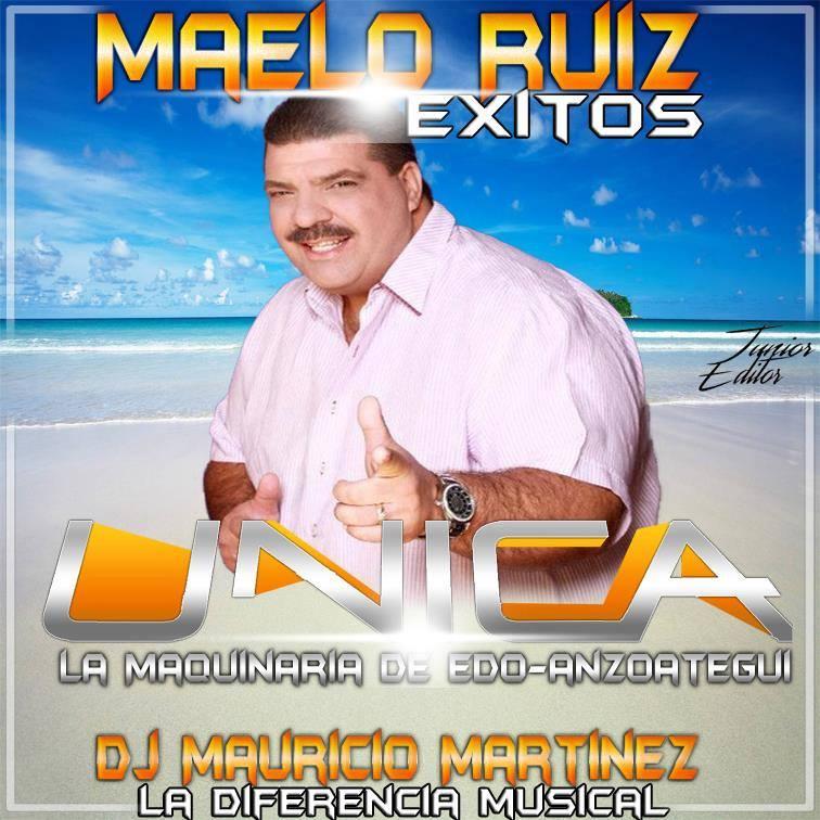 EXITOS DE MAELO RUIZ UNICA DJ MAURICIO MARTINEZ LA