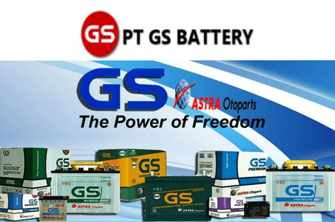 Info Loker Pabrik Operator Produksi PT GS BATTERY Jakarta - Karawang