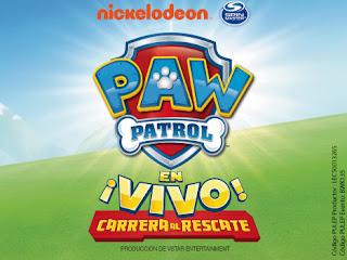 Show de PAW PATROL ¡En vivo en Bogotá!