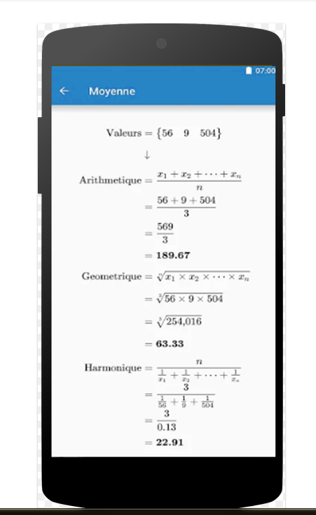 Download the best and most powerful calculator which gathers 75.