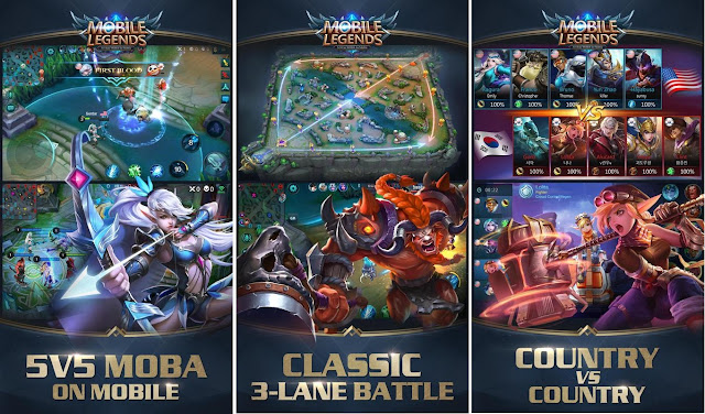 Mobile Legends Bang Bang Mod Apk Images