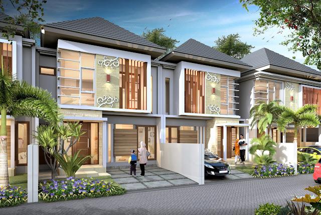 Rumah Minimalis Modern Paling Top