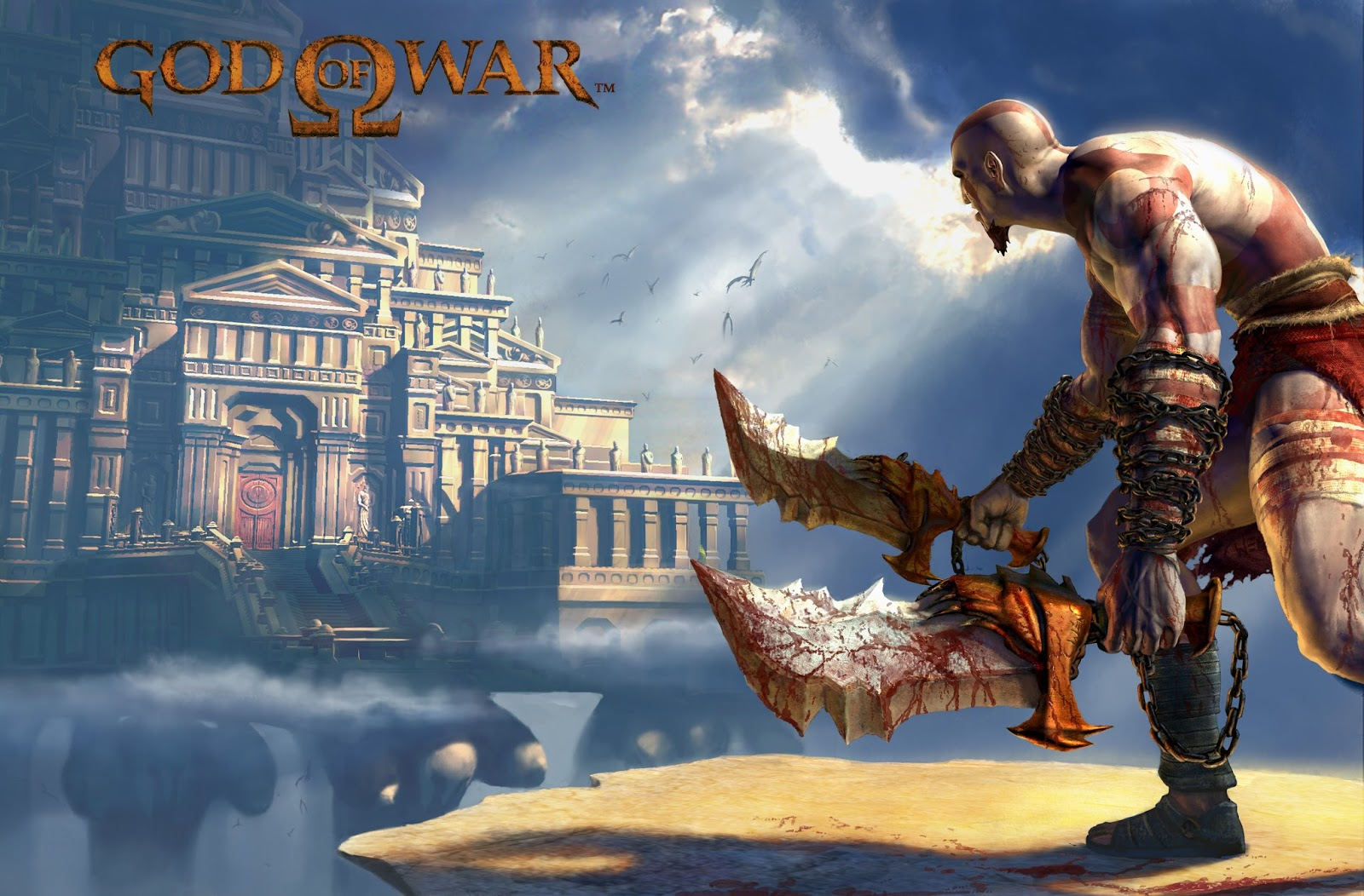 God Of War Ps3 Ps2 All Time Collection Hd Wallpapers Hd