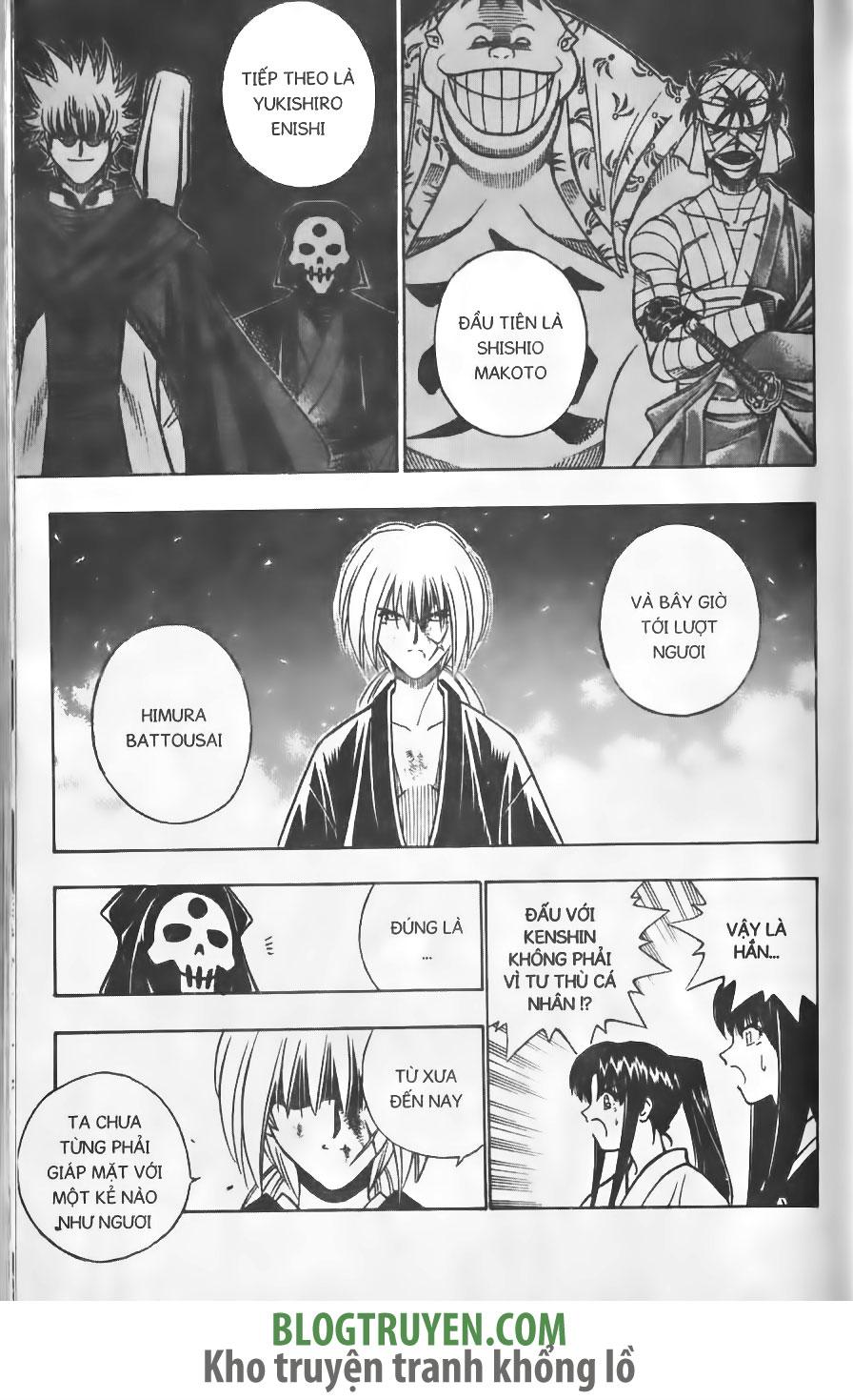 Rurouni Kenshin chap 188 trang 17