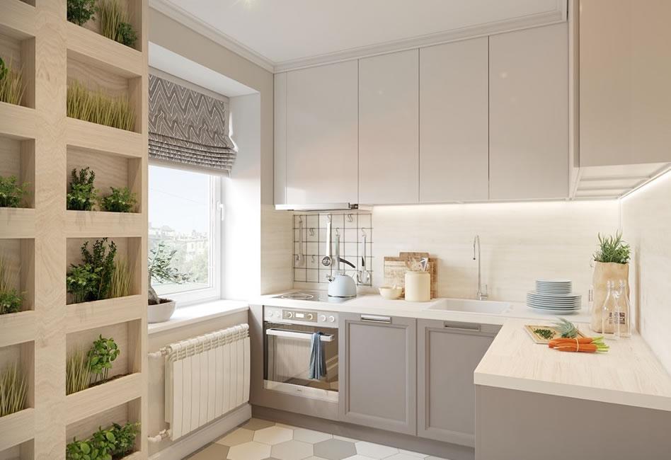 Construindo minha casa clean cozinhas escandinava dicas for Casa escandinava