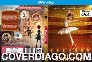 Ballerina bluray3d