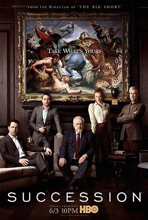 Succession - 1ª Temporada Torrent Download   720p