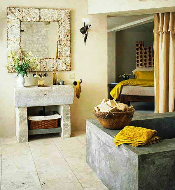Beautiful Natural Stone Bathroom Design Ideas You Re Gonna Love It Art Home Design Ideas