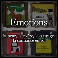 Nos belles histoires sur les émotions (sélection de livres pour enfant)