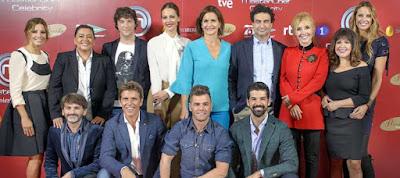 Estreno de la edición MasterChef Celebrity domingo 6 de noviembre