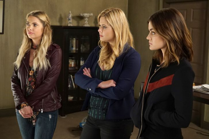Pretty Little Liars - Episode 7.19 - Farewell, My Lovely - Promo, Sneak Peeks, Promotional Photos & Press Release