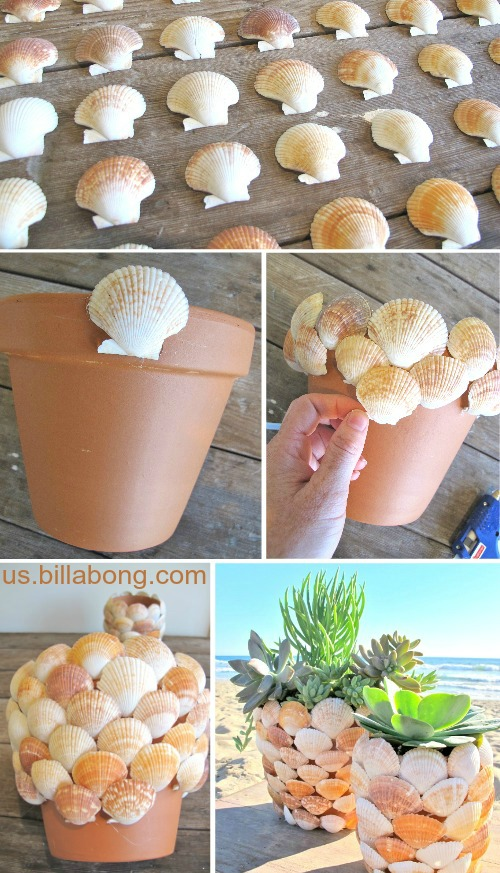 Terra Cotta Pot Makeover