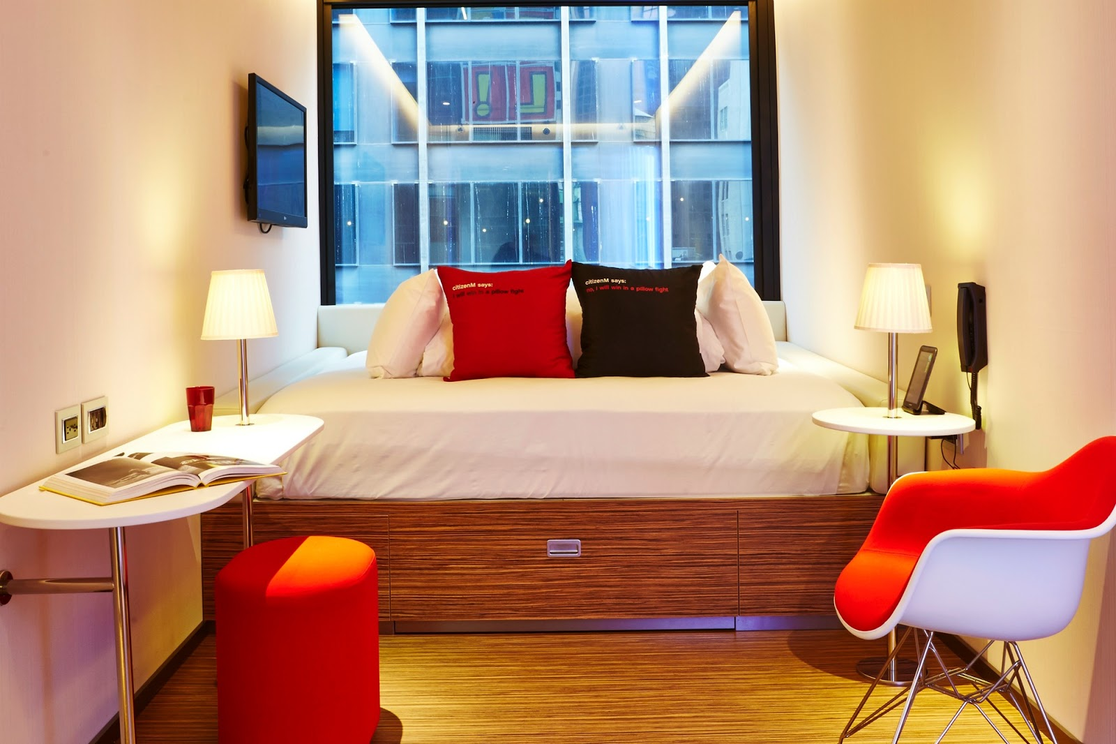 citizenm new york times square hotel
