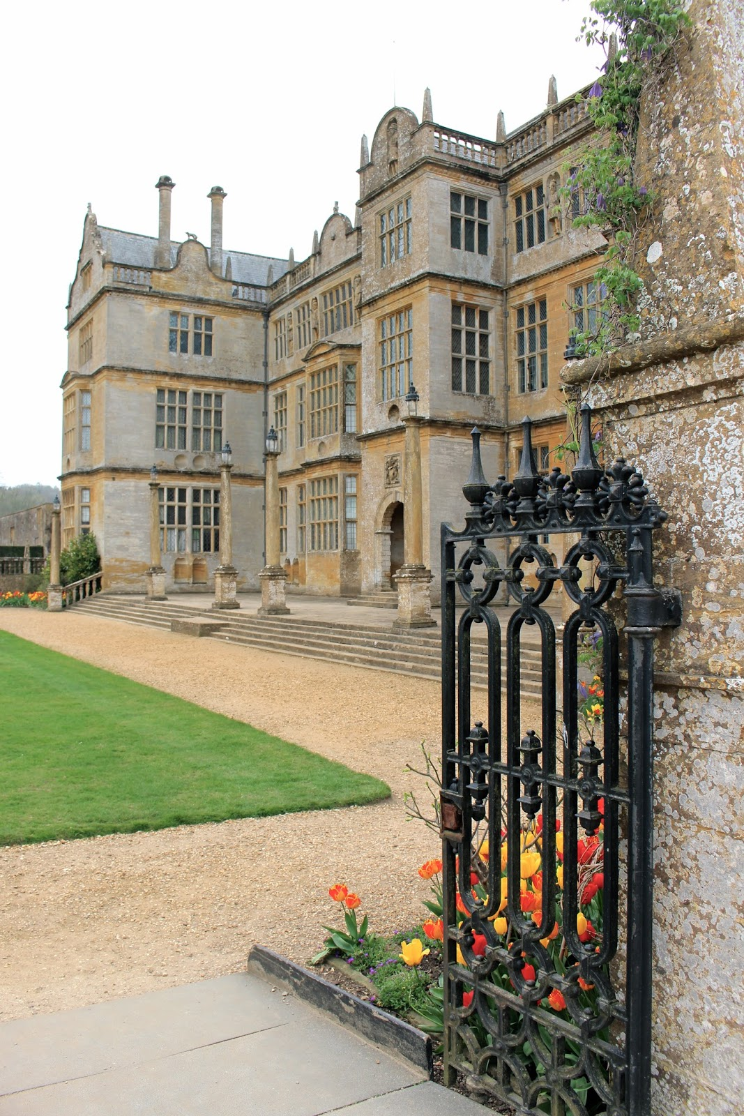 montacute house visit 2016 spring summer