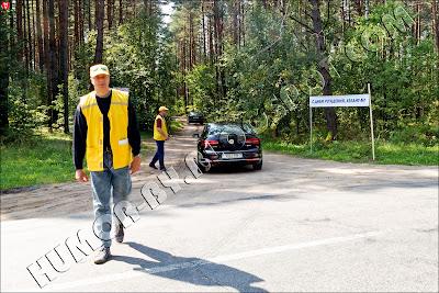 У Атланта-М какое-то сборище возле реки Ислочь или запрет на фотографирование в Беларуси