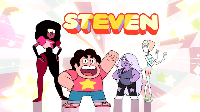 Steven Universe pilot screengrabs stills