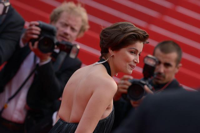HQ Photo sof Laetitia Casta Closing Ceremony At 2015 Cannes Film Festival
