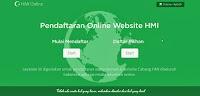 Cara membuat Akun/ login dan Upload File Persyaratan Pada Pendaftaran Online HMI