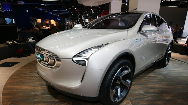 Thunder Power Electric SUV with Zen air that promises 650 kilometers of autonomy
