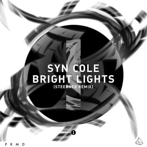 Syn Cole - Bright Lights (Steerner Remix) - Single Cover