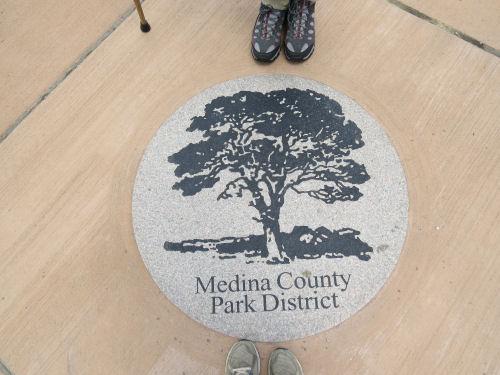 Medina Park Logo