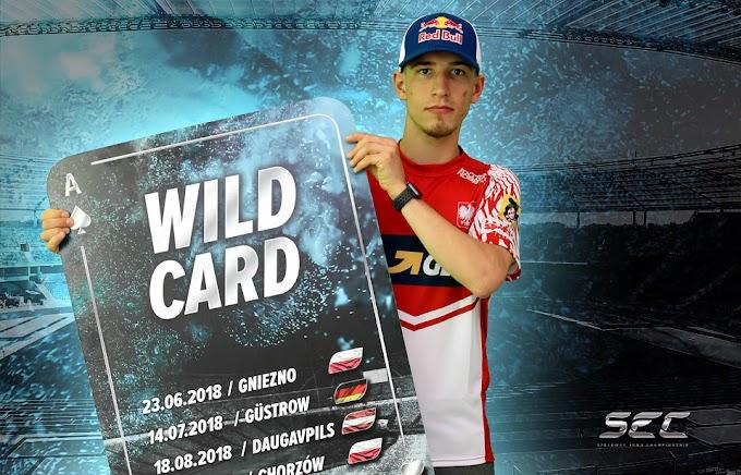 SEC: Piotr Pawlicki a harmadik szabad-kártyás