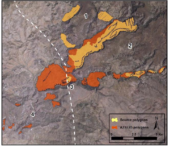 Arizona Landslide Inventory