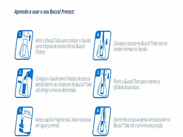 Como Usar o Buccal Protect Blog Vamos Papear