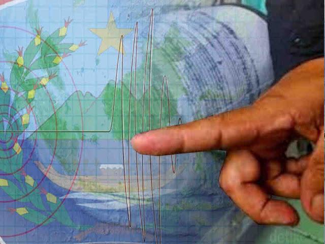 Gempa 4,3 SR Guncang Banda, Tak Berpotensi Tsunami