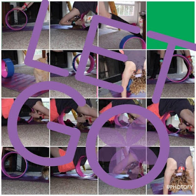 cross training for runners yoga stretching flexibility yoga wheel