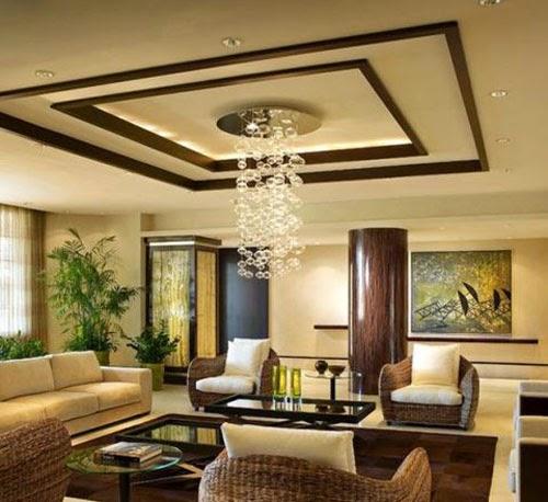 20 Desain Plafon Minimalis Modern  untuk Ruang Interior