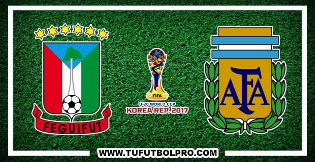 Ver Guinea vs Argentina EN VIVO Por Internet Hoy 26 de Mayo 2017