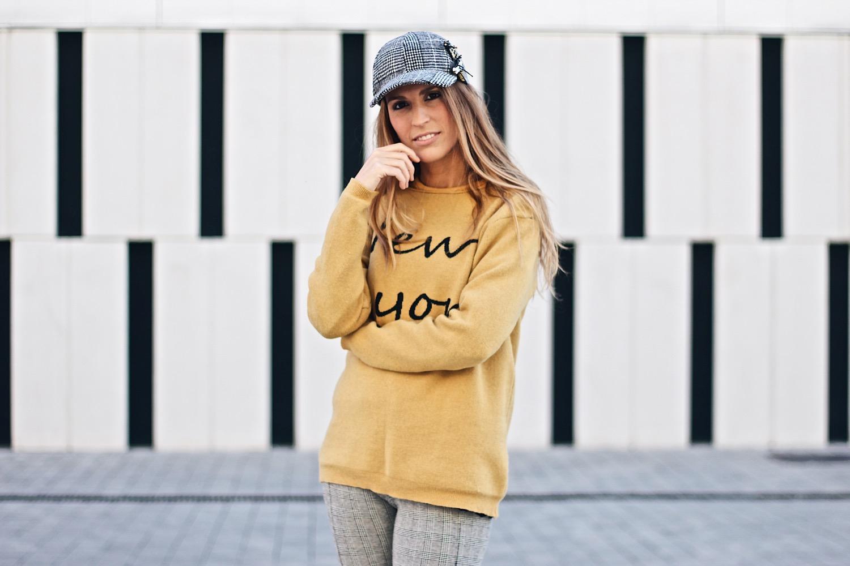 jersey mostaza con mensaje