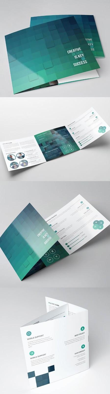 thiết kế brochure giá rẻ