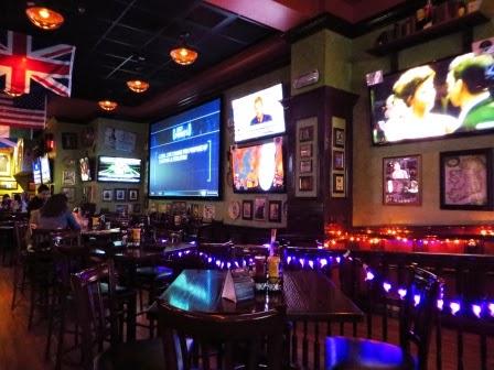 Teena In Toronto Tilted Kilt Pub And Eatery Las Vegas Nv