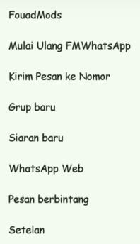 Cara Memasang Tema Whatsapp Doraemon - Tap Tanda Titik Tiga